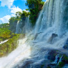 IGUAZU FALLS, Argentina 109.  Lower loop