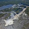 IGU 102.  Iguazu Falls, Brazil, Iguazu River, Devil's Throat , Argentina