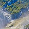 IGU 103.  Iguazu Falls, Brazi, Iguazu River, Devil's Throat , Argentina