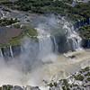 IGU 106.  Iguazu Falls, Brazil, Iguazu River, Devil's Throat , Argentina