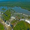 IGU 114.  Iguazu Falls, Brazi, Iguazu River, Devil's Throat , Argentina