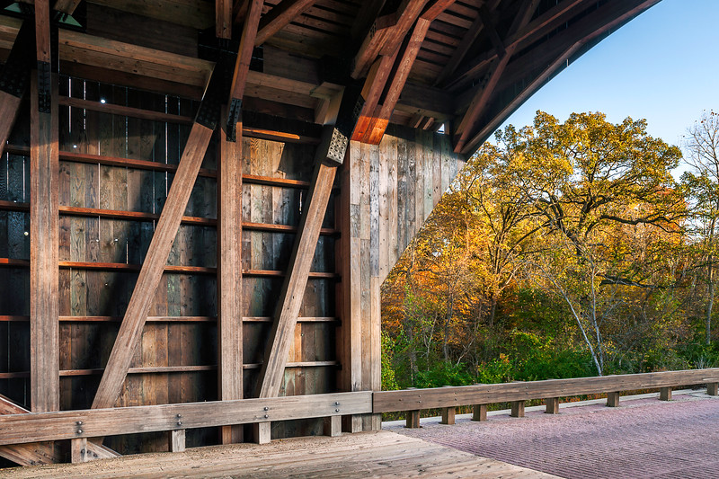Illinois Covered Bridge
