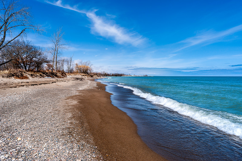 Adeline Jay - Illinois Beach State Park