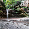Lasalle Falls - Starved Rock State Park