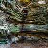 St. Louis Canyon - Starved Rock State Park