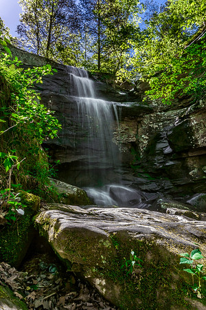 Burden Falls - Shawnee National Forest