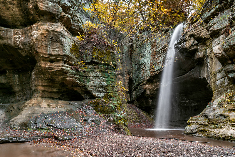 Starved Rock State Park - Tonty Falls