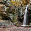 Starved Rock State Park - Tonty Falls