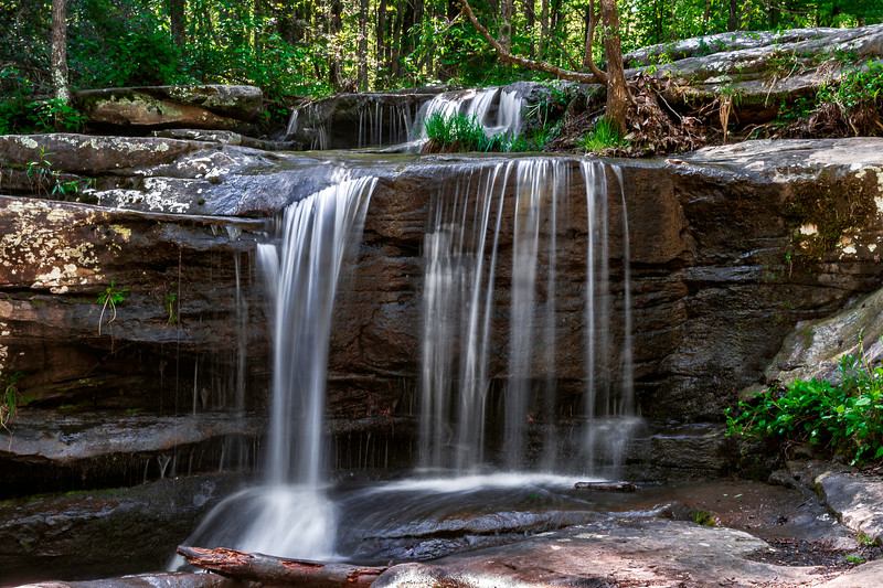 Burden Falls - Shawnee National Forest