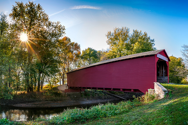 Henderson Covered Bridge