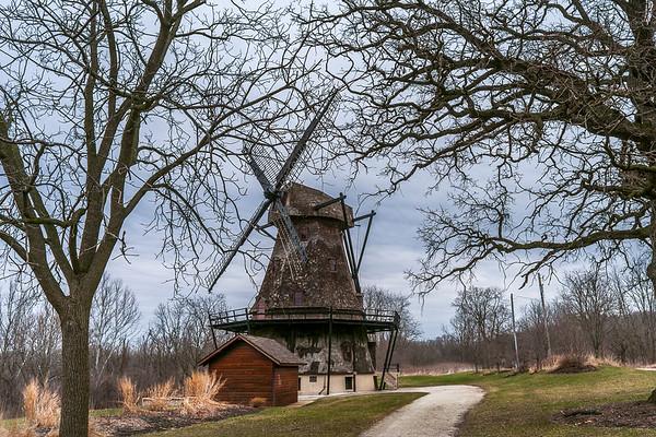 Fabyn Park Wind Mill