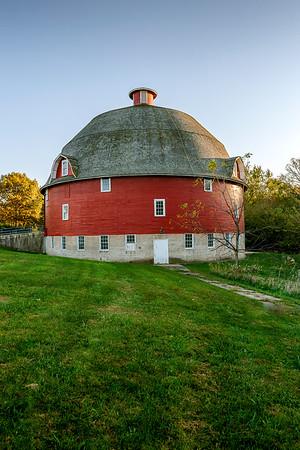 Ryan's Round Barn