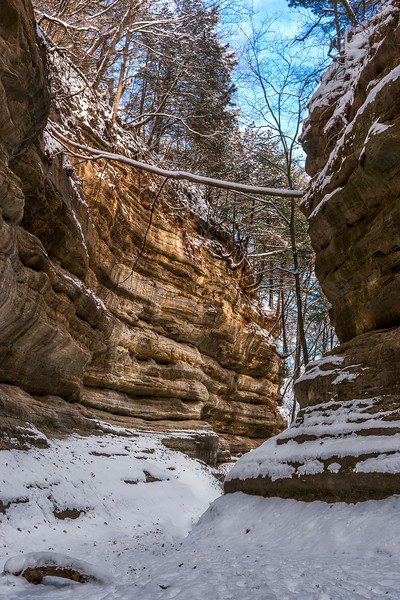 Starved Rock State Park - Winter