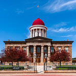 Springfield, Illinois - Historic State Capitol Building