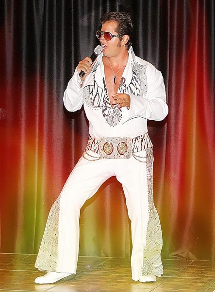 Burn'in Elvis