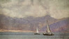sail boas on lake mead
