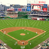 Panoramic Image of Nationals Stadium, Washington, D.C.