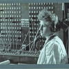 Switchboard operator, ca. 1910.  MP AP