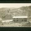 House in a mining community, Metalin Falls, WA, ca. 1910.  MP SP