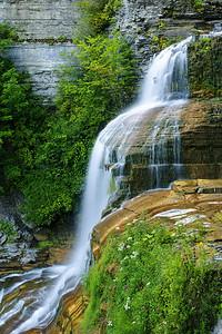 Upper Falls Robert Treman State Park