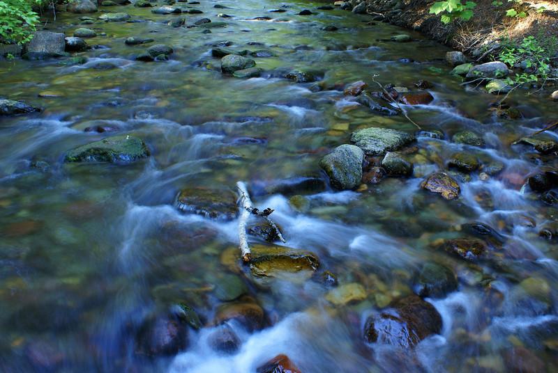 Avalanche Creek<br /> Glacier NP