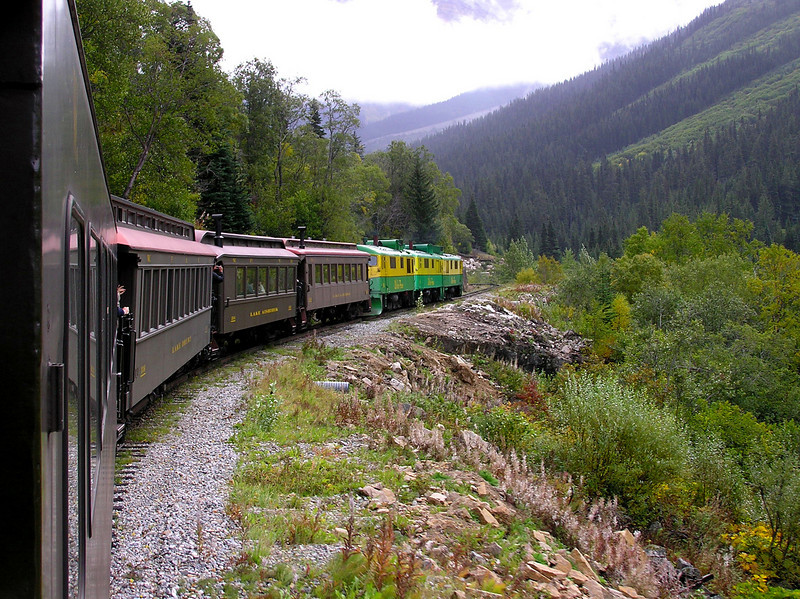 White Pass Railway   <br /> Skagway, Alaska