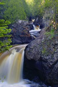 The Upper Cascades
