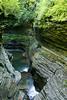 Rainbow Falls Watkins Glen State Park