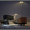 Loading up II<br /> Bodø railway station