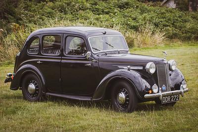 Austin Ten GSI, first registered 19 December 1946