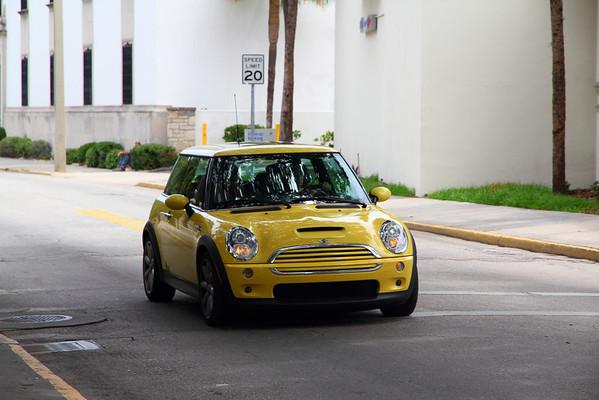Yellow Mini