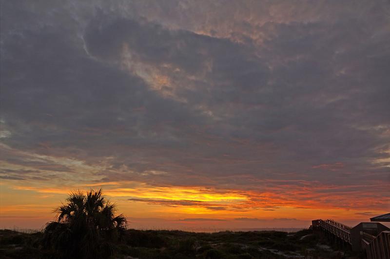 Sunrise St. Augustine Beach