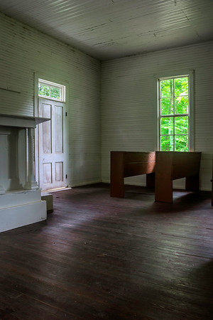 Good Springs Baptist Church - Mammoth Cave National Park - Cave City, Kentucky