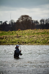 Speycasting on Lower Foors