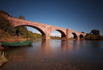 Norham Bridge, River Tweed