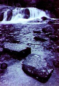 Copeland Falls, Rocky Mountain National Park, Colorado
