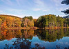 LAKE NAWAHUNTA 2014 AUTUMN PAGE FIRST IMAGE STARTING THE 2015 CALENDAR OF OCTOBER 2014 IN JIM WITT,S  2015 HUDSON VALLEY WEATHER CALENDAR ALSO KNOWN AS HOPE FOR YOUTH.