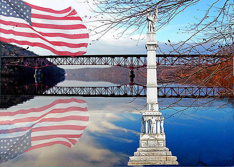 Am-Vets Bridge composite