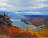 RAINBOW OVER THE BEAR, OCTOBER 2015 JIM WITT'S HUDSON VALLEY WEATHER CALENDAR ALSO KNOWN AS HOPE FOR YOUTH
