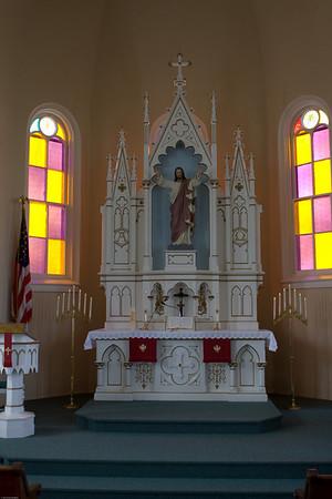 Immanuel Lutheran Church - Tilsit, MO