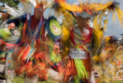 Ottawa PowWow in Motion