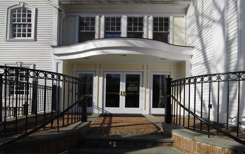 Unitarian Universalist Church in Summit, New Jersey