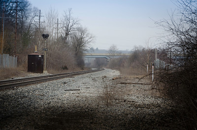 Railroad under US23