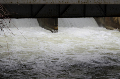 Dixboro Dam