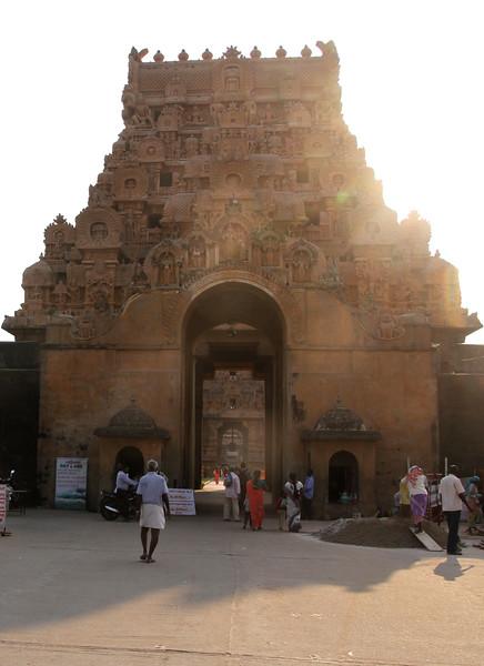 India Mar 2015 - Thanjavur