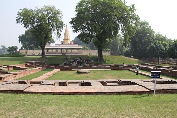 India Nov 2014 - Sarnath