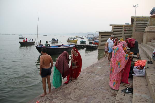 India Nov 2014 - Varanasi