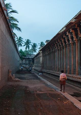 Alleyway Near the Temple Tank