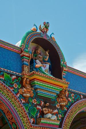 Colorful India.