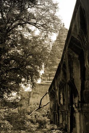Gopuram.